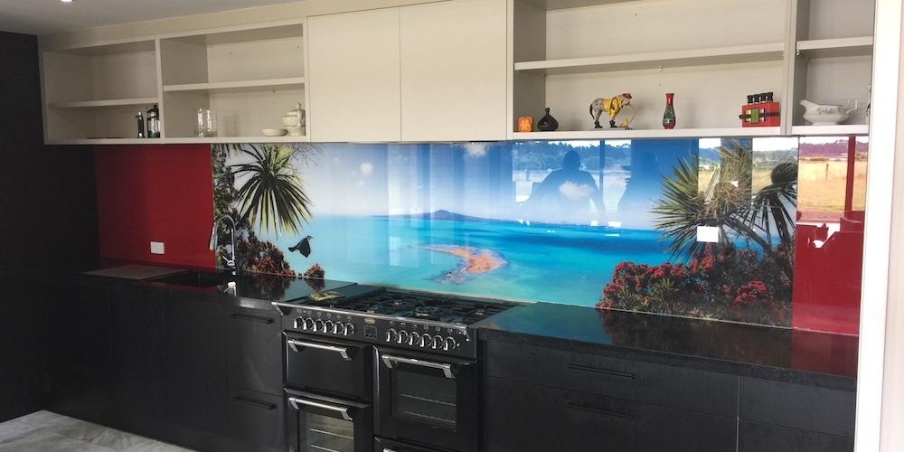 Kitchen Splashback Ideas Auckland Kitchen Wall Splashback Howick